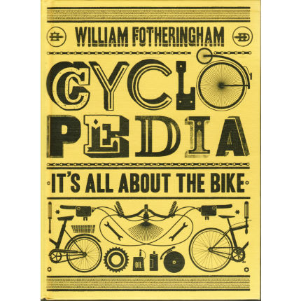 Cordee Cyclopedia: Its All About the Bike