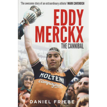 Cordee Eddy Merckx: The Cannibal