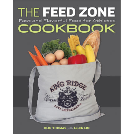 Cordee Feed Zone Cook Book