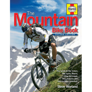 Cordee Haynes Mountain Bike Book - 2nd Edition