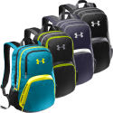 Under Armour - PTH VICTORY BACKPACK-BKE/HVY/BLK