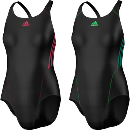 Adidas Ladies Sports One Piece Swimsuit
