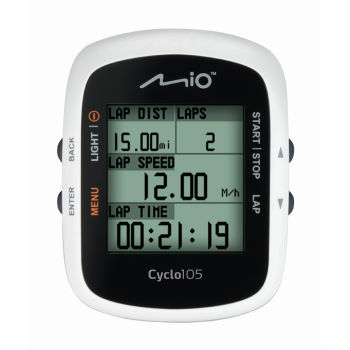 Mio Cyclo 105 Ant Plus With Heart Rate