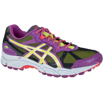 Asics Ladies Gel-Fuji Attack 2 Shoes