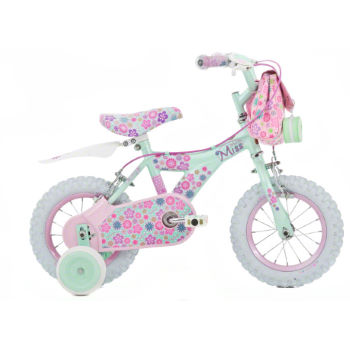 Raleigh Micro Miss 12 Inch Girls Bike