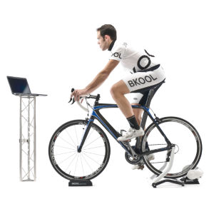 Bkool Turbo Trainer Package With Cadence Sensor