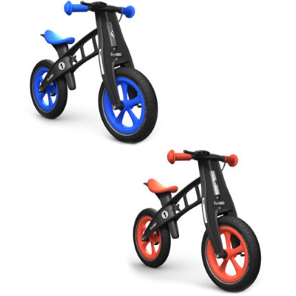 FirstBike LTD with Brake Pedal-Free Kids Bike