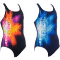 Arena Girls Waternity Pixel Youth Swimsuit