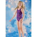 Maru Aqua Kids Girls Ratio Pacer Rave Back SS13