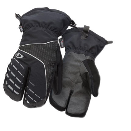 Giro Proof 100 Spilt Finger Winter Gloves