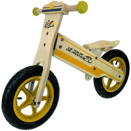 Wiggle Tour de France Pedal-Free Kids Bike