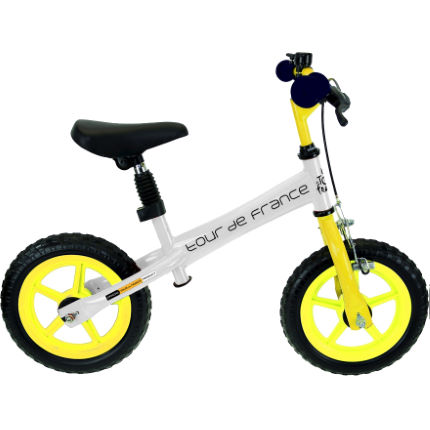 Wiggle Kids Tour De France Balance Bike with Front Brake