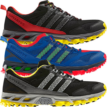 Adidas Kanadia 5 Trail Shoes