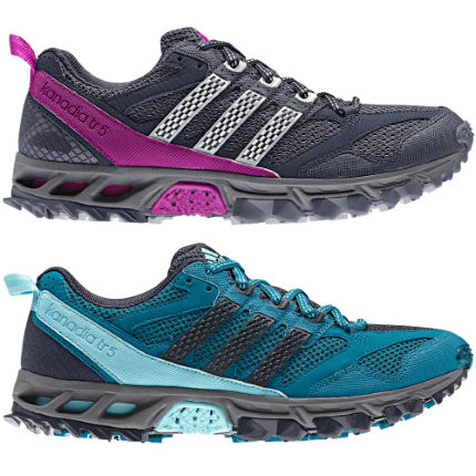 Adidas Ladies Kanadia 5 Shoes