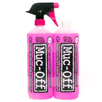 Muc-Off Nano Tech Bike Cleaner 1 litre buy 1 get 1 free