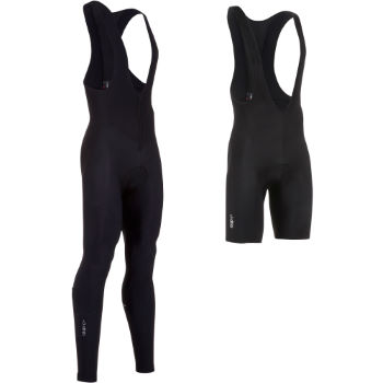 dhb Vaeon Roubaix Padded Bib Short and Bib Tight