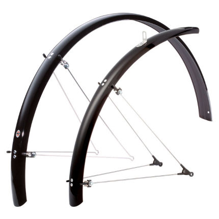 SKS Bluemels Trekking 53mm Black Mudguards