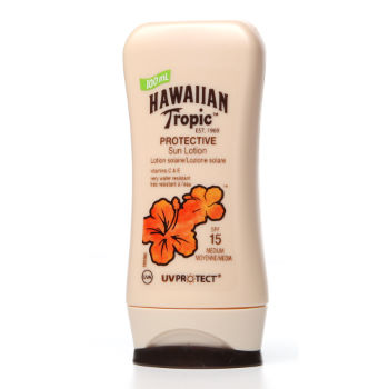 Hawaiian Tropic Mini Protective Sun Lotion SPF15 100ml