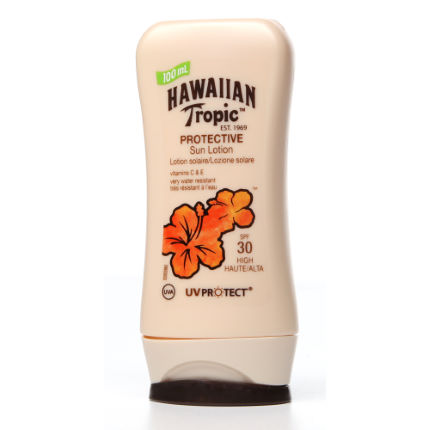 Hawaiian Tropic Mini Protective Sun Lotion SPF30 100ml
