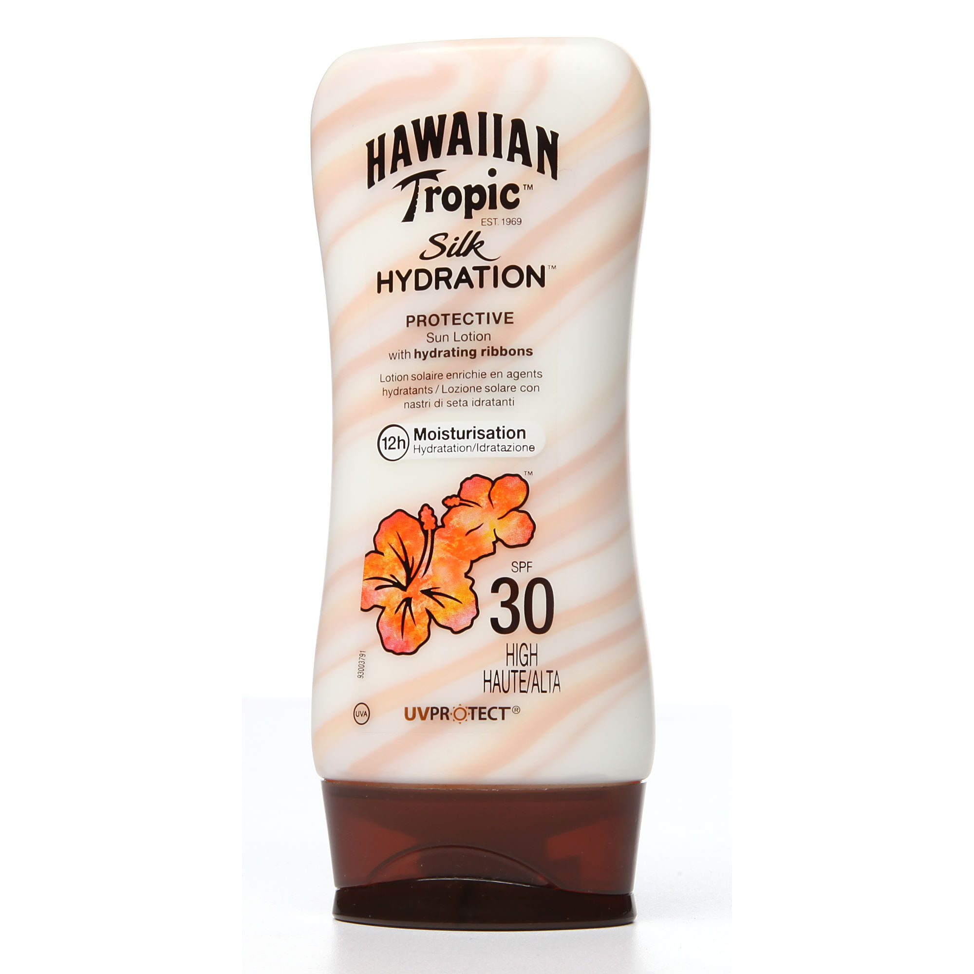 protection solaire hawaiian tropic silk hydration sun lotion spf30 180ml wiggle france. Black Bedroom Furniture Sets. Home Design Ideas