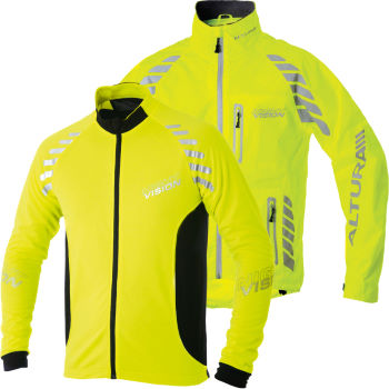 Altura Night Vision Jacket and Jersey Bundle