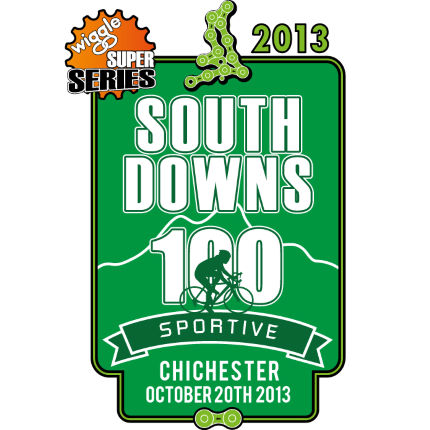 Wiggle Super Series South Downs 100 Sportive - Under 16 2013