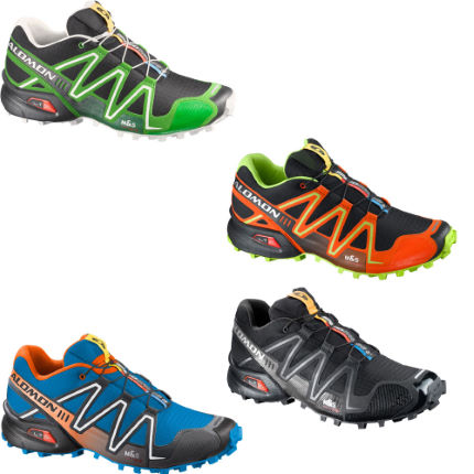 Salomon Speedcross 3 Shoes Double Pack