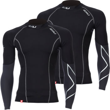 2XU PWX Elite Compression Top - Twin Pack