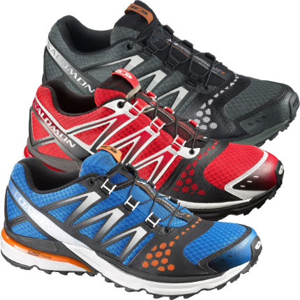 Salomon XR Crossmax Neutral Shoes - Twin Pack