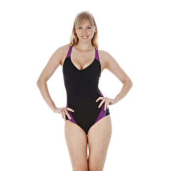 Speedo Ladies Premiere FlowActive 1 Piece Swimwear