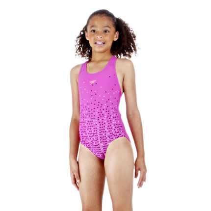 Speedo Kids Speedfast Splice Powerback Swimwear