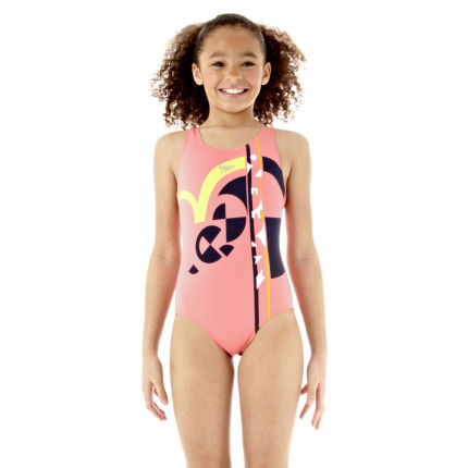 Speedo Kids Hydroburst Placement Splice Powerback