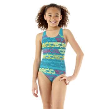 Speedo Kids Hydrofin Splice Powerback