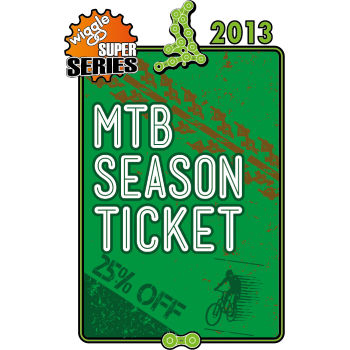 Wiggle Super Series Offroad (MTB) Season Ticket