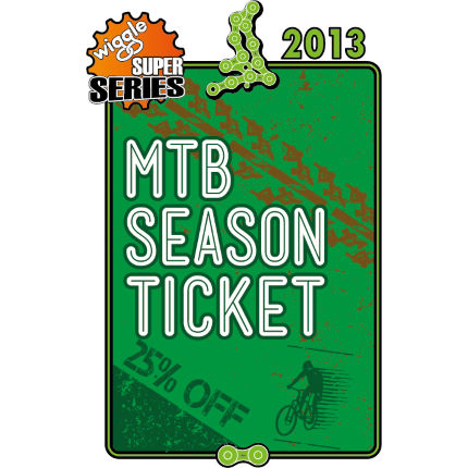 Wiggle Super Series Offroad (MTB) Season Ticket 2013