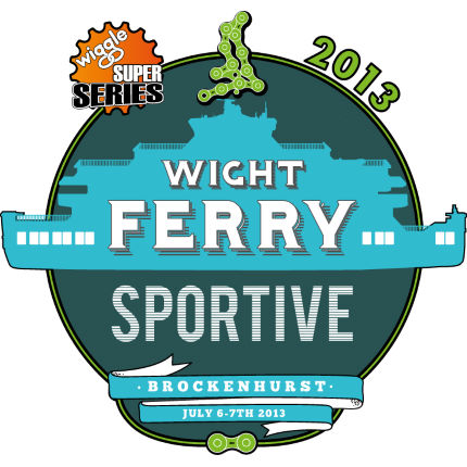 Wiggle Super Series Wight Ferry Sunday Sportive - Standard 2013