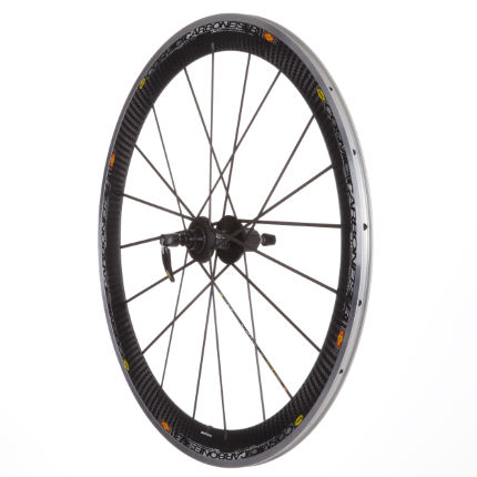 Mavic Cosmic Carbone SLR Clincher Rear Wheel (Display)