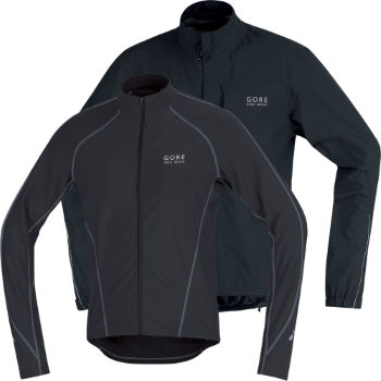 Gore Bike Wear Path MTB Jacket and Contest Thermo Jersey Bundle