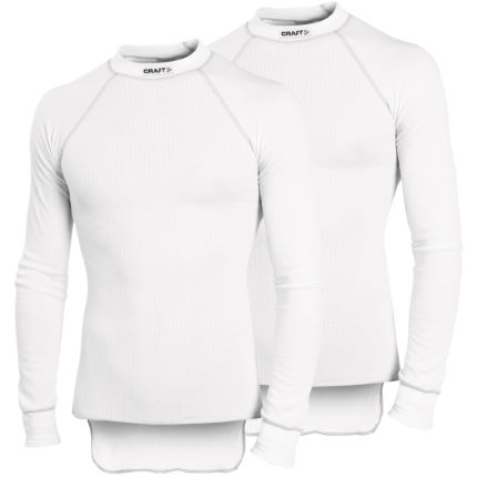 Craft Active Crew Neck Base Layer - Twin Pack