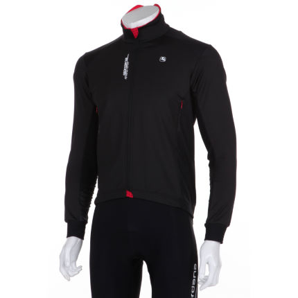 Giordana Forma Red Carbon Windproof Jacket