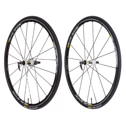 Mavic R-SYS Clincher Wheelset 2013