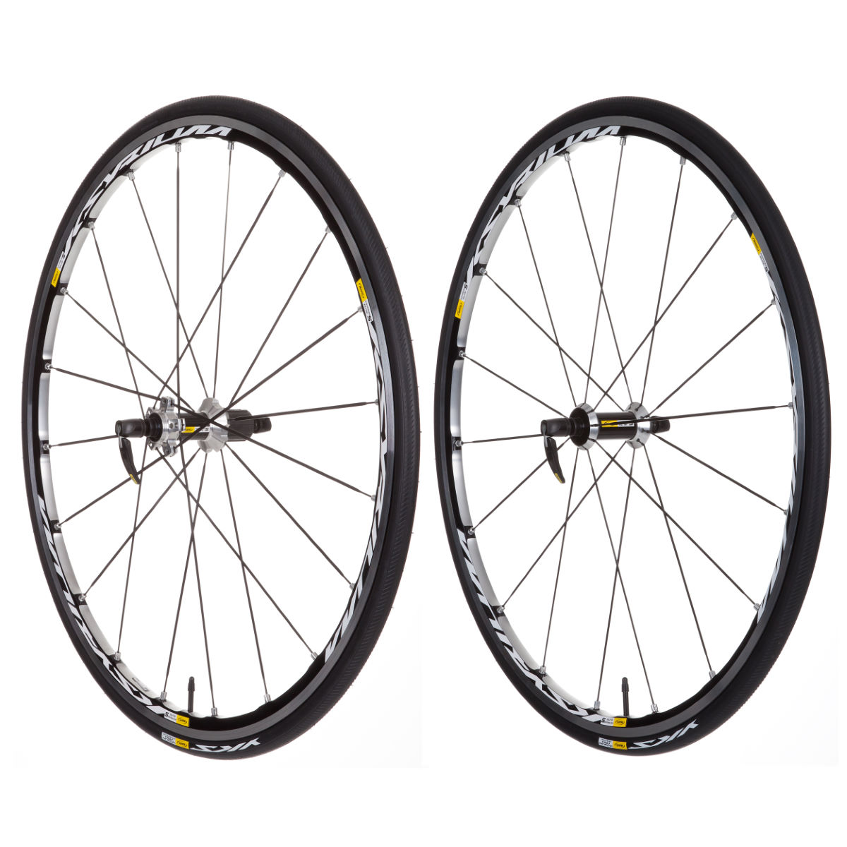 Mavic Ksyrium Elite S Alloy Clincher Wheelset