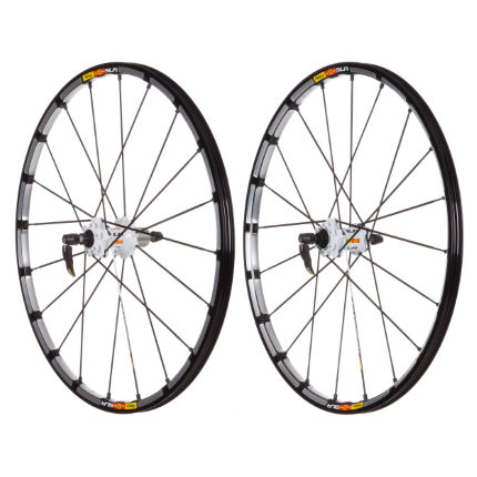 Mavic Crossmax SLR Disc Wheelset 2013