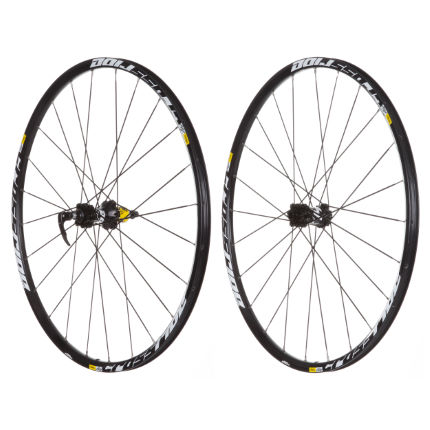 Mavic Crossride Disc 29er Wheelset 2013