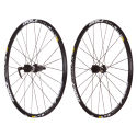 Mavic Crossride Disc 15mm  Wheelset 2013