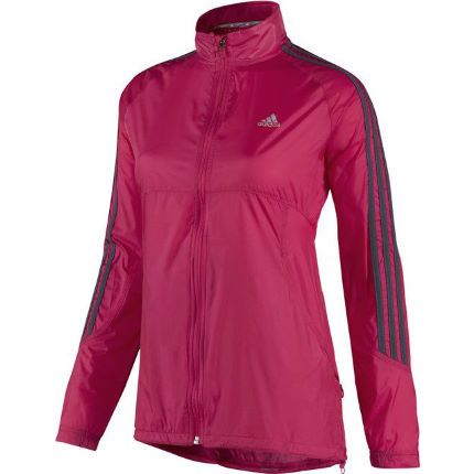 Adidas Ladies Response Wind Jacket AW12