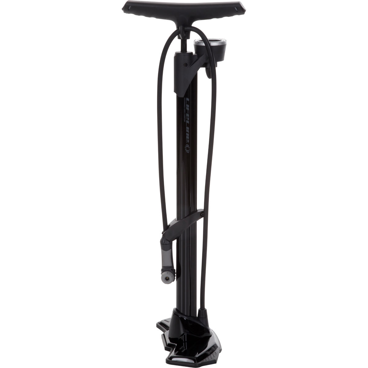 LifeLine Performance High Pressure Floor Pump