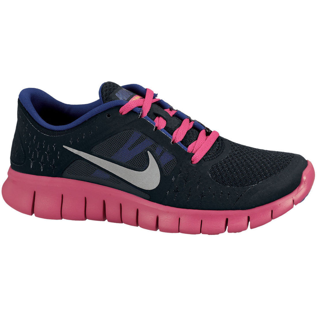 wiggle nike kids free run 3 gs shoes aw12 fitness shoes. Black Bedroom Furniture Sets. Home Design Ideas