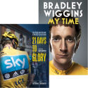Yellow Jersey Press Bradley Wiggins and Team Sky Book Bundle