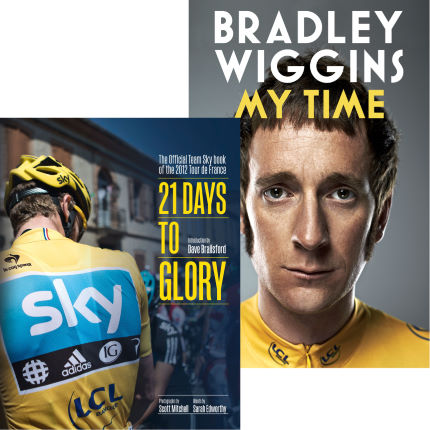 Yellow Jersey Press - Bradley Wiggins and Team Sky Book セット